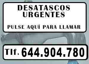 Desatascos Torrevieja Urgentes